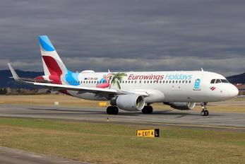 OE-IQD - Eurowings Europe Airbus A320