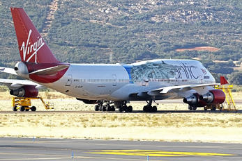 G-VLIP - Virgin Atlantic Boeing 747-400