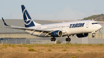 YR-BGM - Tarom Boeing 737-800