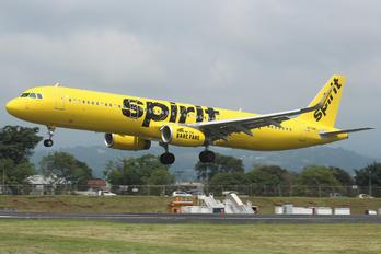 N670NK - Spirit Airlines Airbus A321