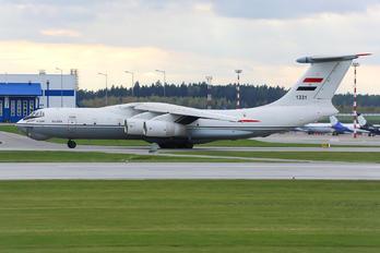 SU-BTX - Egypt - Air Force Ilyushin Il-76 (all models)