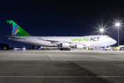 ACT Cargo Boeing 747-400F visited Porto title=