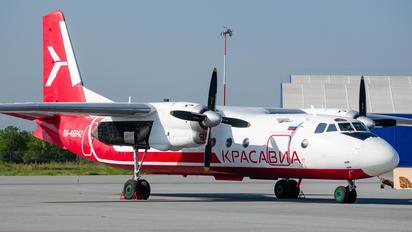 RA-46642 - KrasAvia Antonov An-24