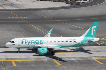 HZ-NS24 - Flynas Airbus A320 NEO