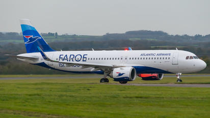 OY-RCK - Atlantic Airways Airbus A320 NEO