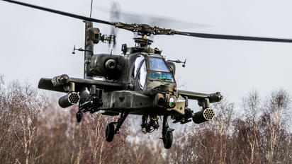 Q-25 - Netherlands - Air Force Boeing AH-64D Apache