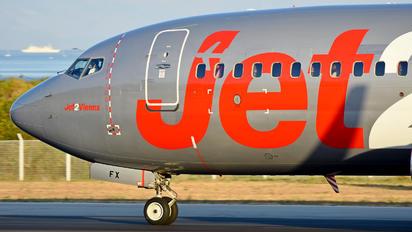 G-GDFX - Jet2 Boeing 737-800