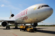 ET-AML - Ethiopian Cargo McDonnell Douglas MD-11F aircraft