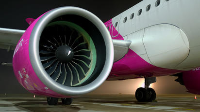 HA-LXV - Wizz Air - Airport Overview - Aircraft Detail