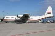 SU-BKU - Egypt - Air Force Lockheed C-130H Hercules aircraft
