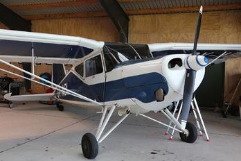 OY-ABL - Private SAI KZ VII U-4 Lark