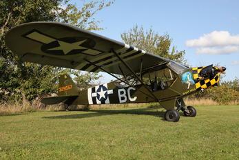 OY-AFG - Private Piper J3 Cub