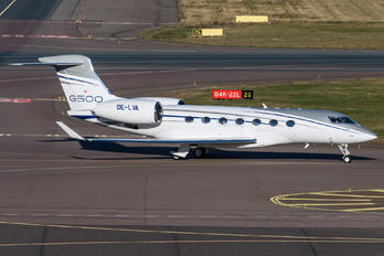 OE-LVA - MJet Aviation Gulfstream Aerospace G VII-G500