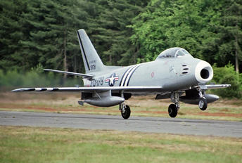 G-SABR - Golden Apple Operations North American F-86 Sabre