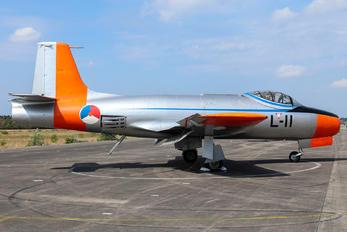 L-11 - Netherlands - Air Force Fokker S-14