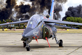 "E146 - France - Air Force ""Patrouille de France"" Dassault - Dornier Alpha Jet E"