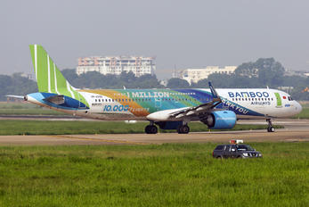 VN-A590 - Bamboo Airways Airbus A321 NEO