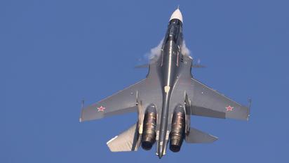 77 - Russia - Navy Sukhoi Su-30SM