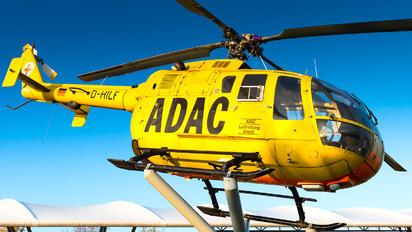 D-HILF - ADAC Luftrettung MBB Bo-105