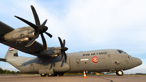 YI-304 - Iraq - Air Force Lockheed C-130J Hercules aircraft