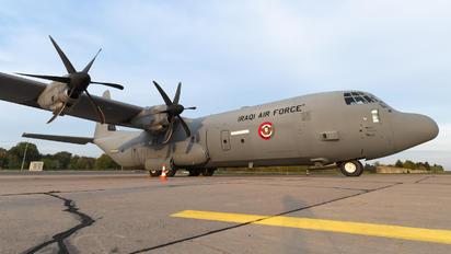 YI-304 - Iraq - Air Force Lockheed C-130J Hercules