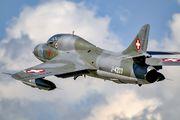 HB-RVW - Private Hawker Hunter T.68 aircraft