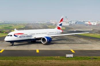 G-ZBJJ - British Airways Boeing 787-8 Dreamliner