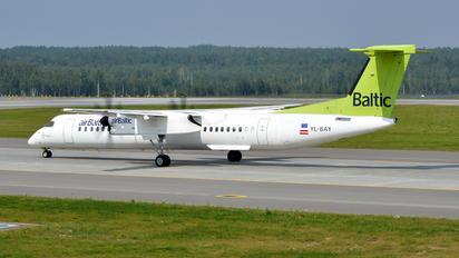YL-BAY - Air Baltic de Havilland Canada DHC-8-400Q / Bombardier Q400