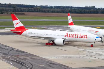 OE-LPA - Austrian Airlines Boeing 777-200ER