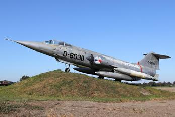 """D-8030 - Netherlands - Air Force """"Historic Flight"""" Lockheed F-104G Starfighter"""