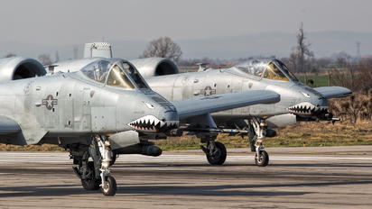 78-0621 - USA - Air Force Fairchild A-10 Thunderbolt II (all models)