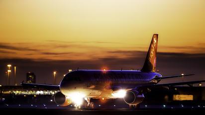 HB-JZX - easyJet Switzerland Airbus A320