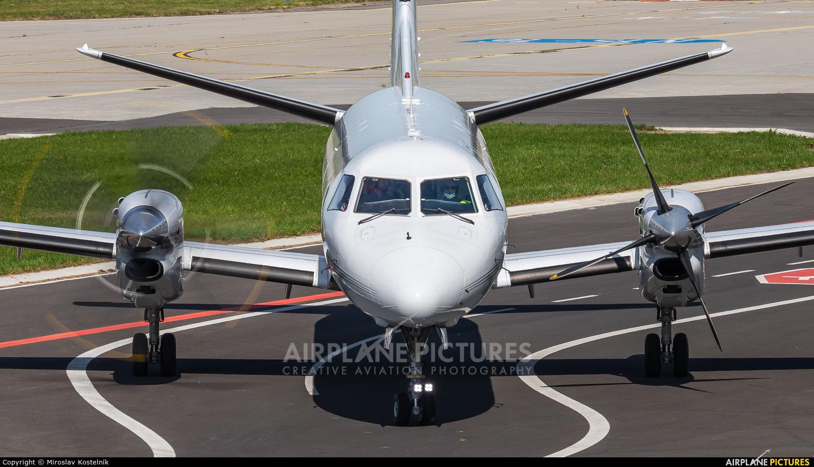 Sweden - Air Force 100001 aircraft at Ostrava Mošnov