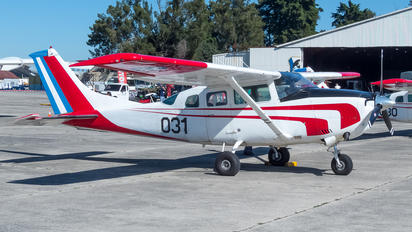 031 - Guatemala - Air Force Cessna 206 Stationair (all models)