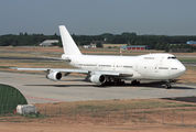 4X-ICM - CAL - Cargo Air Lines Boeing 747-200F aircraft