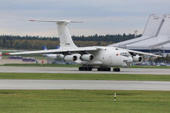 EW-355TH - TransAviaExport Ilyushin Il-76 (all models)