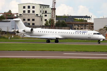 ES-ACB - Adria Airways Canadair CL-600 CRJ-900