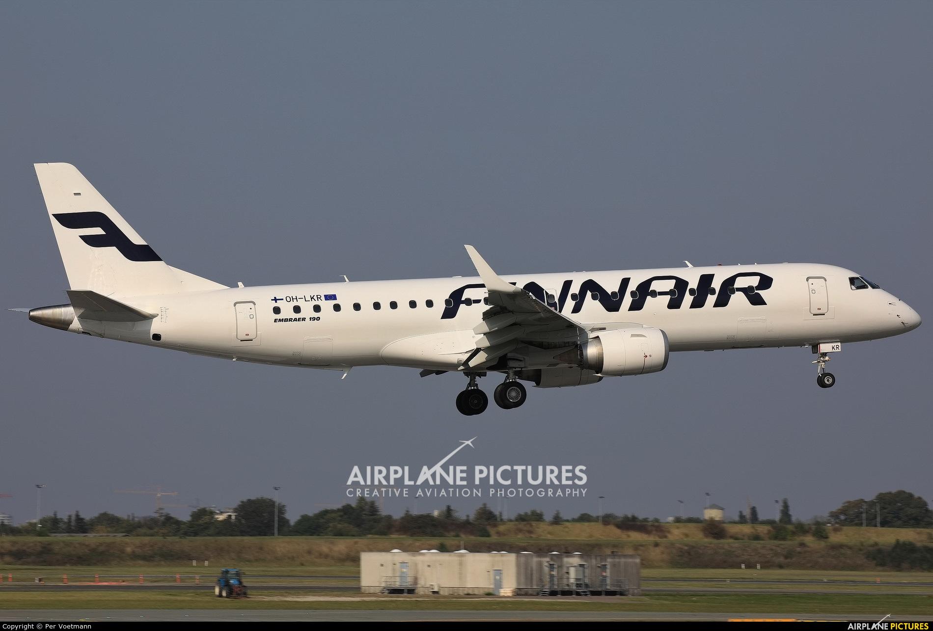 Finnair OH-LKR aircraft at Copenhagen Kastrup
