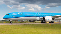 PH-BKG - KLM Boeing 787-10 Dreamliner aircraft