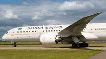 HZ-ARG - Saudi Arabian Airlines Boeing 787-9 Dreamliner aircraft