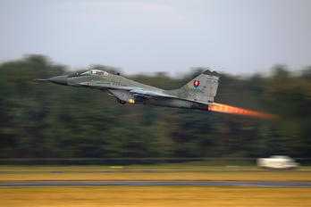 6627 - Slovakia -  Air Force Mikoyan-Gurevich MiG-29AS