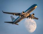 PH-BXW - KLM Boeing 737-800 aircraft