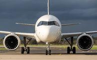 D-AINZ - Lufthansa Airbus A320 NEO aircraft