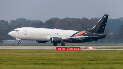 G-POWP - Titan Airways Boeing 737-400F