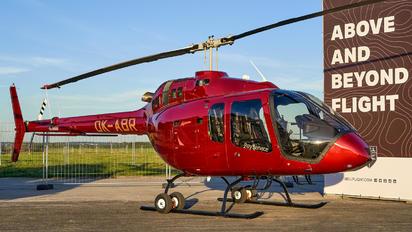 OK-ABR - Private Bell 505 Jet Ranger X
