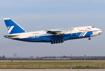RA-82075 - Polet Flight Antonov An-124