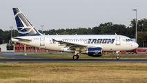 YR-ASD - Tarom Airbus A318 aircraft