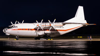 UR-CGW - Meridian Aviation Antonov An-12 (all models)