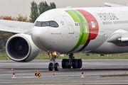 CS-TUG - TAP Portugal Airbus A330neo aircraft