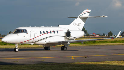XA-JET - Private Raytheon Hawker 800XP